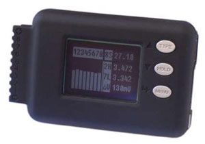 Cell Voltage Monitor & Logger